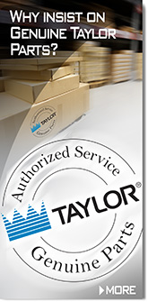 Taylor Parts Banner