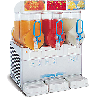 Frozen Beverage Freezer